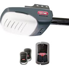 1 2 Horsepower Garage Door Opener by Genie 37411v Garage Door Opener With 1 2 Hp Ac Walmart Com
