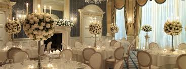 london u0027s most luxurious wedding venue claridge u0027s