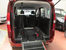 Fiat Doblo Interior Dimensions Second Hand Fiat Doblo Wheelchair Adapted Disabled 2 0 Multijet
