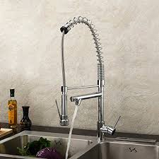 discount kitchen sink faucets lightinthebox deck mount single handle solid brass kitchen