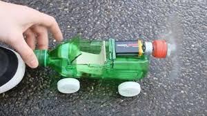 membuat mainan dr barang bekas kreatif yuk bikin mobil mobilan dari botol plastik tribun jogja