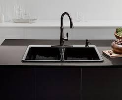 black undermount kitchen sink entranching black undermount kitchen sink top sinks large granite
