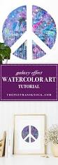 635 Best Images About Art Galaxy Effect Watercolor Art Tutorial Guest Post By Gaby Friedman