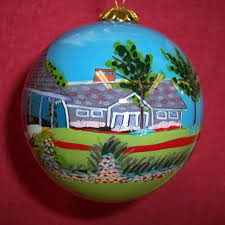 painted glass ornaments tale of the cod