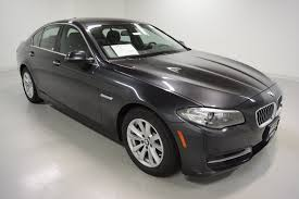 certified pre owned 2014 bmw 5 series 528i xdrive 4dr car in