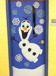 Amazing of Winter Classroom Door Decorations with 315 Best
