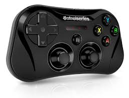 amazon com steelseries stratus wireless gaming controller for