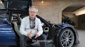 pagani back the pagani huayra pearl is back youtube