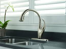 Lowe Kitchen Faucets No Touch Kitchen Faucets Home And Interior