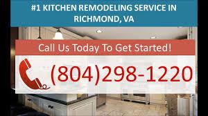 kitchen remodeling contractors richmond va 804 298 1220 youtube