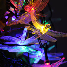Dragonfly String Lights by Online Get Cheap Dragonfly Fairy Lights Aliexpress Com Alibaba