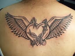 best 25 small wing tattoos ideas on pinterest wing tattoos