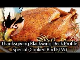 thanksgivingwings yugioh deck profile special happy thanksgiving
