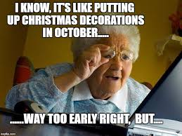 Early Internet Memes - grandma finds the internet meme imgflip