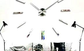 pendule de cuisine moderne horloge murale contemporaine design horloge murale de cuisine