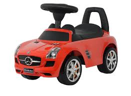amazon com best ride on cars mercedes benz sls amg push car