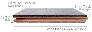 wide plank flooring prefinished hardwood floors stonewood