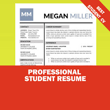 Resume Templates To Download For Free 17 Best Internship Resume Templates To Download For Free Wisestep