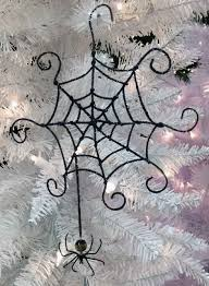 spiders really do love christmas