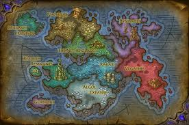 Wow Map Expansion Idea Into The Void World Of Warcraft Forums