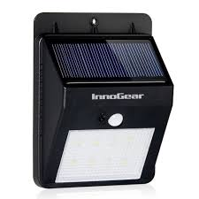 Best Outdoor Solar Led Lights by Best Energy Efficient Solar Powered Porch Light
