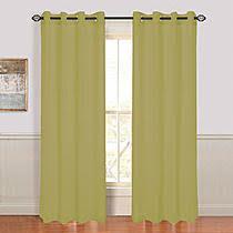 Charcoal Drapes Green Drapes U0026 Panels 108 In Sears