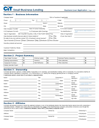 financing for small businesses template free business template