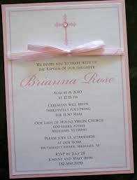 communion invitations for girl girl baptism communion invitation with bow baptism