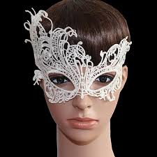 lace mask new mask cutout eye lace mask for masquerade party fancy