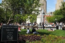 washington square park nyc parks