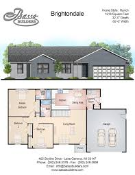 floor plans basso builders click here to download the brightondale pdf sheet