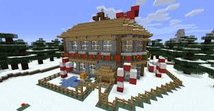 Minecraft House Map Smartness Design Minecraft Christmas Games Hunger Witch Challenge
