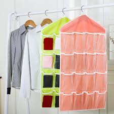 socks shoe toy underwear sorting storage bag door wall hanging