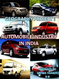 indian car mahindra automobile industry in india
