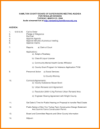 Agenda Of Meeting Template by Nonprofit Board Meeting Agenda Template Rubybursa Com
