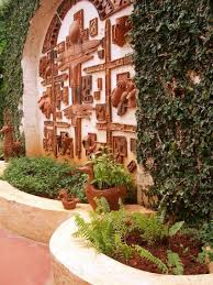 garden design ideas low maintenance lawn u0026 garden creative ideas for creating sculptures garden art