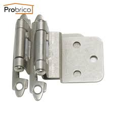 door hinges richelieudware full inset frameless cabinet hinge