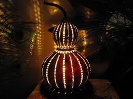 decoration awesome gourd lamps decoration interior decoration