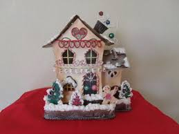 home interiors and gifts candles home interiors gifts homco tin gingerbread house candle holder