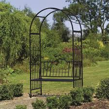 wedding arches bunnings 169 bunnings gardman westminster garden arch with seat i n
