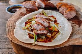 duck in cuisine easy peking duck with easy mandarin pancakes