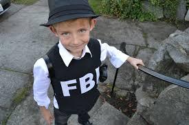 halloween costume fbi agent what are we doing today mom halloween recap fbi special agent