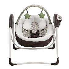 Graco Doll Swing High Chair Amazon Com Graco Glider Lite Lx Gliding Baby Swing Zuba Baby