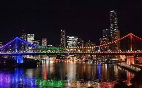 brisbane landmarks to light up as the yes continue qnews
