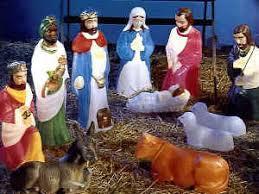 outdoor nativity the real reason for the season catholic