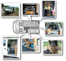 Conversion Van Floor Plans Campervan Conversion The Plan