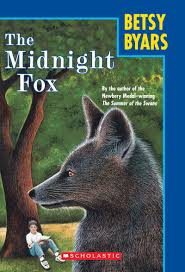 The Midnight Fox By Betsy Cromer Byars Scholastic