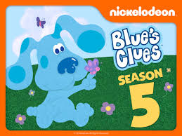 amazon com blue u0027s clues season 5 blue amazon digital services llc