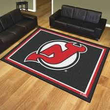 Nhl Area Rugs New Jersey Devils Nhl Area Rugs Nhl And Hockey