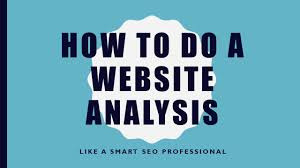 Sample Seo Analysis Report How To Perform Website Analysis For Seo Seo Audit Guide